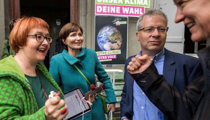 سوئٹزرلینڈ الیکشن،گرین پارٹیز نے تاریخ رقم کردی