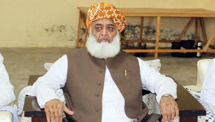 مذاکرات میں ناکامی پر حکومت کا فضل الرحمان کو نظربند کرنیکا فیصلہ
