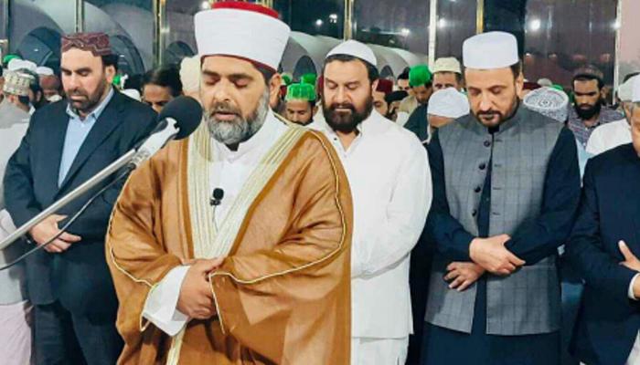 فلسطین اور کشمیرعالم اسلام کے بڑے مسائل ہیں،شیخ عمر فہمی عبداللہ