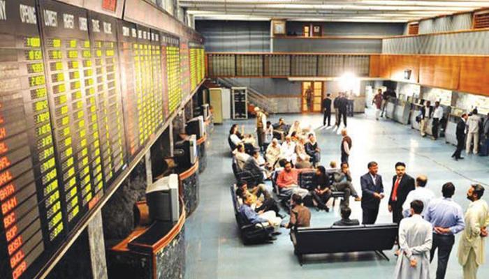 اسٹاک ایکسچینج ، انڈیکس  میں 220پوائنٹس کا اضافہ