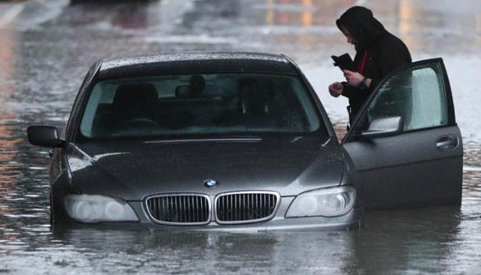 ایک دن میں ایک ماہ کے برابر بارش، انگلینڈ میں سیلاب آگیا