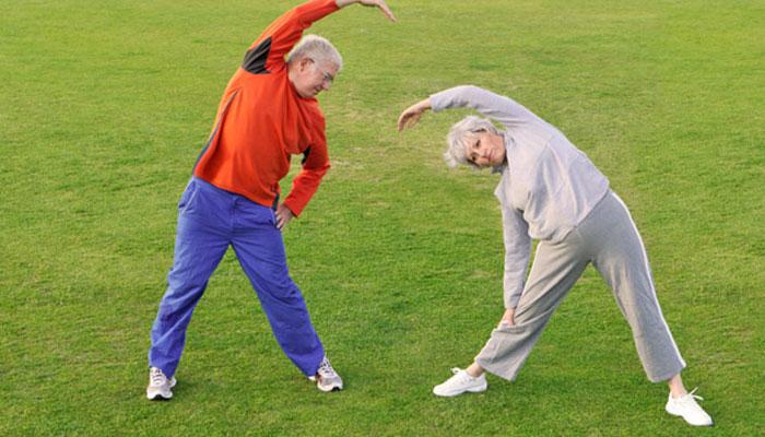 60 سال سےزائد عمر کے افراد کو امراض قلب اور سٹروک میں کمی کیلئے ورزش کرنی چاہئے