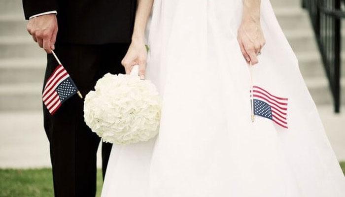 امریکا میں شادی کی شرح میں کمی، بغیر شادی ساتھ رہنے کے رجحان میں اضافہ