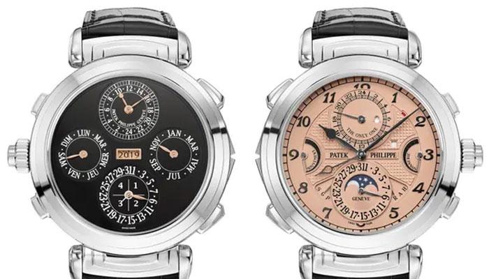 دنیا کی مہنگی ترین گھڑی پونے پانچ ارب سے زائد میں فروخت