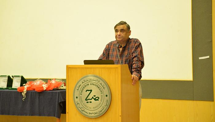 نئی ایجادات نے شعبہ طب میں آسانیاں پیدا کردی ہیں،ڈاکٹر عاصم حسین