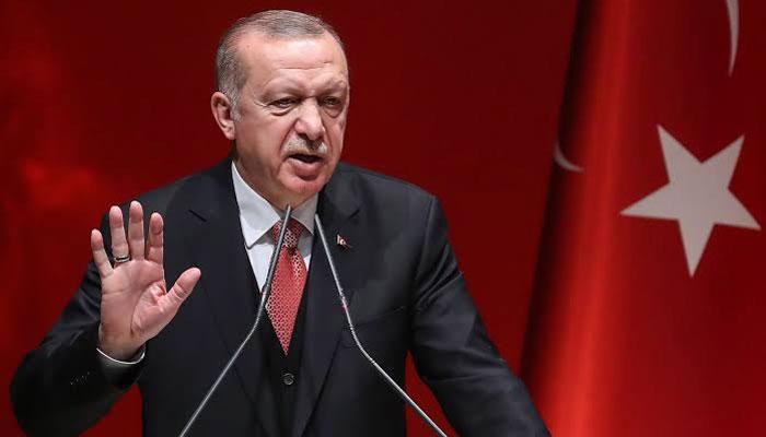 امریکا نے شام میں کرد ملیشیا کے انخلا کا وعدہ نہیں نبھایا،ترک صدر