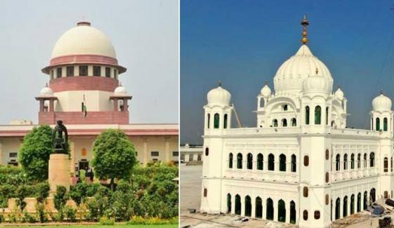 کرتارپور اور بھارتی عدلیہ کا متنازع فیصلہ