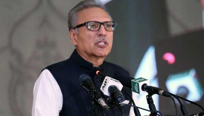 صدر  عارف علوی کی پاکستان براڈ کاسٹرز ایسوسی ایشن کے نو منتخب عہدیداران کو مبارکباد
