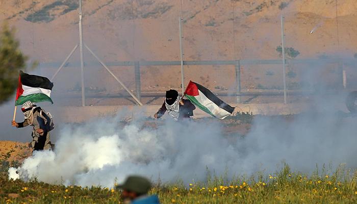 اسرائیلی فضائیہ کی غزہ پربمباری جاری،شہیدفلسطینیوں کی تعداد22ہوگئی،اسرائیل پرراکٹوں سے حملہ
