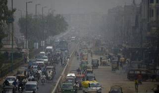 Karachi Surpasses Lahore In Air Pollution