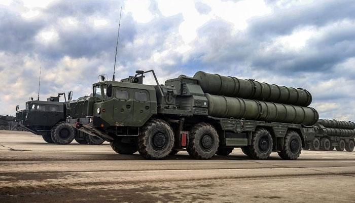 بھارت کو روس سے ایس-400 میزائل کی فراہمی،850 ملین ڈالرز ادا کرچکا