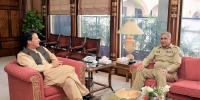 Army Chief Meets Prime Minister