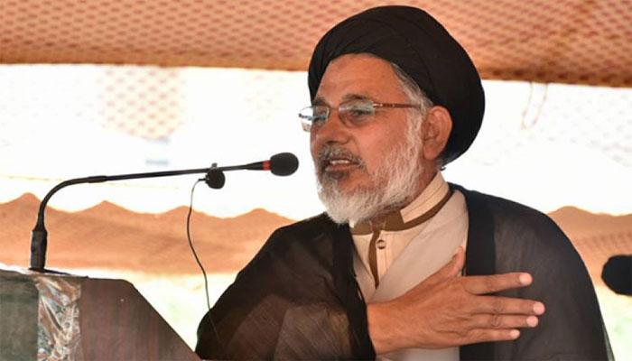 علامہ حسن ظفر نقوی کی رہائش گاہ پر محفل میلاد