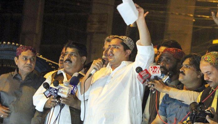 ریاست مخالف نعروں پر جئے سندھ قومی محاذ کی قیادت کیخلاف مقدمہ، نعرے شرپسندوں نے لگائے، پارٹی مؤقف