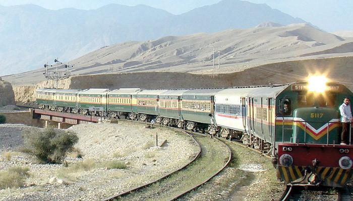 چاغی، ریلوےٹریک بحال،پاک ایران مال بردارٹرین سروس شروع