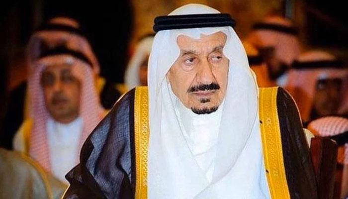 سعودی شہزادہ متعب انتقال کرگئے