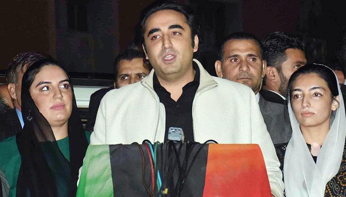 عمران خان ایک غیر سنجیدہ وزیراعظم ہیں،بلاول بھٹو