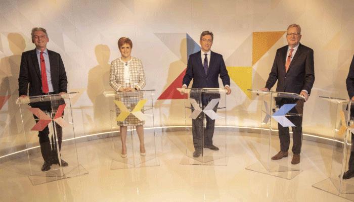 اسکاٹ لینڈ میں الیکشن مہم جاری، تمام پارٹیوں نے اپنے انتخانی منشور پیش کردیئے