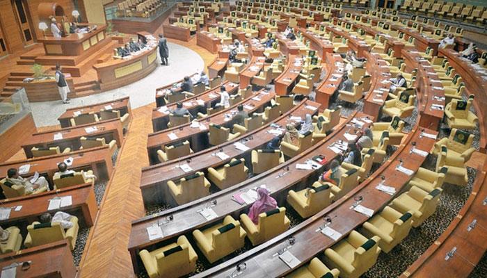 سندھ اسمبلی  دعا منگی کی بازیابی کیلئے دعا
