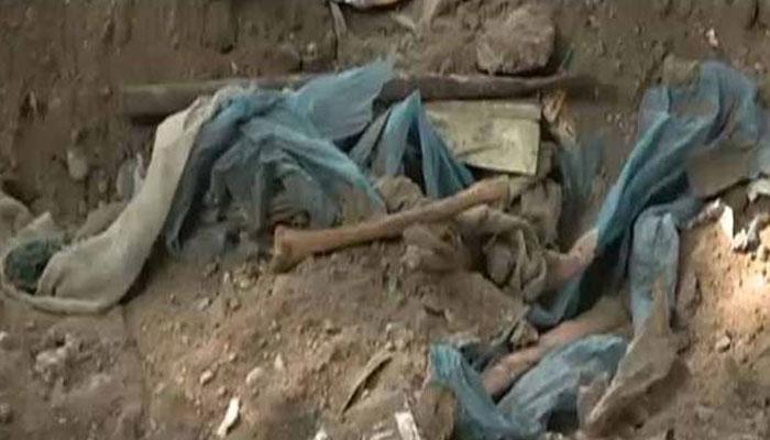 ناظم آباد سے انسانی ہڈیاں ملنے کی ابتدائی رپورٹ مکمل