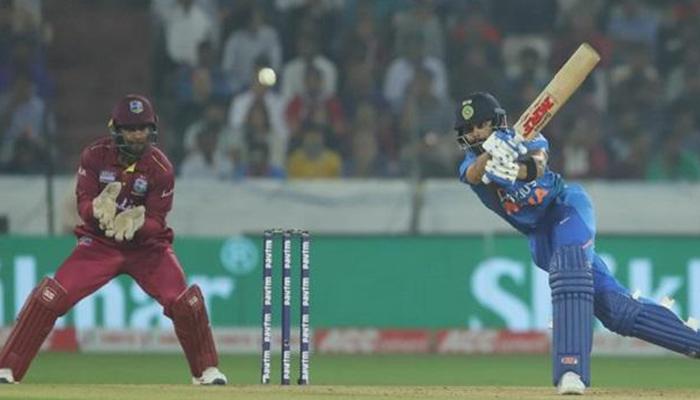 ویسٹ انڈیز کو بھارت سے پہلے ٹی ٹوئنٹی میں شکست