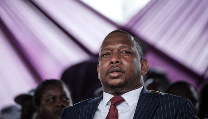 کرپشن پر نیروبی صوبے کے گورنر کی گرفتاری کا حکم
