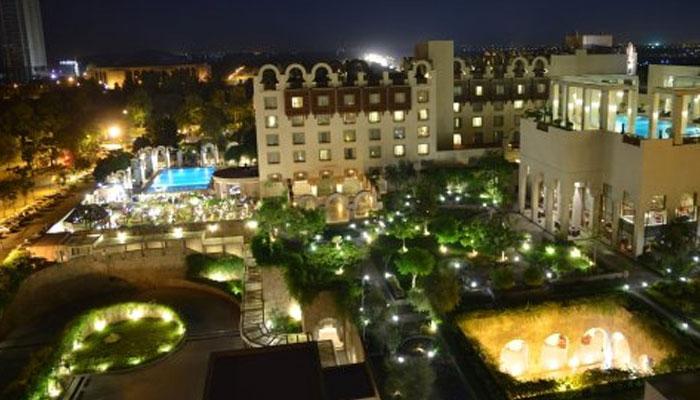 مقامی ہوٹل میں کرافٹ فیسٹیول کا انعقاد، کرسمس تقریبات بھی شروع