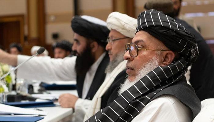 امریکا طالبان مذاکرات پھر شروع، زلمے خلیل زاد کی دوحہ میں طالبان وفد سے ملاقات، معاہدے پر دستخط کیلئے کوششیں کی جائیں گی، طالبان نے تصدیق کردی