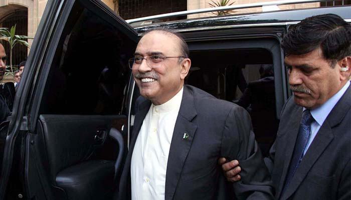 آصف علی زرداری کے میڈیکل بورڈ کی تشکیل نو