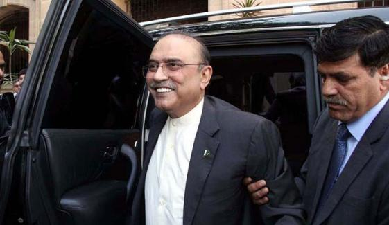 Medical Board Constituted For Asif Ali Zardari