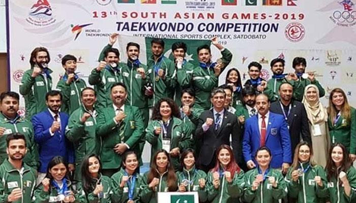 ساؤتھ ایشین گیمز ہینڈبال فائنل میں پاکستان نےبھارت کو ہرادیا