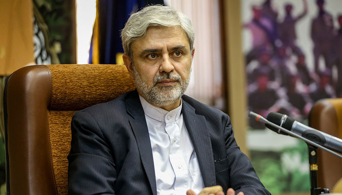 ایران کے نامزد سفیر محمد علی حسینی اسلام آباد پہنچ گئے، آج عہدہ سنبھالیں گے