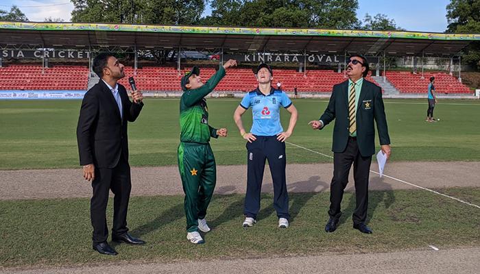 ویمنز ون ڈے،پاکستان کو انگلینڈ کیخلاف 75رنز سے شکست