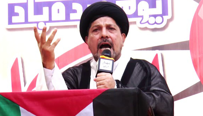 اسلام حقوق انسانی کا سب سے بڑا علمبردار ہے ،علامہ باقر حسین زیدی