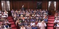 بھارت، مسلمان مخالف بل ایوان بالا سے بھی منظور