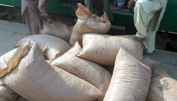 ضبط شدہ کروڑوں روپے کی منشیات ،چھالیہ اور گٹکا تلف کر دیا گیا