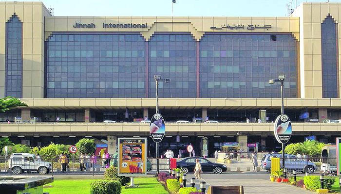 کسٹمز کلکٹریٹ جناح ایئر پورٹ  سے ڈیوٹی کی مد میں 10.836 بلین روپے کی وصولی