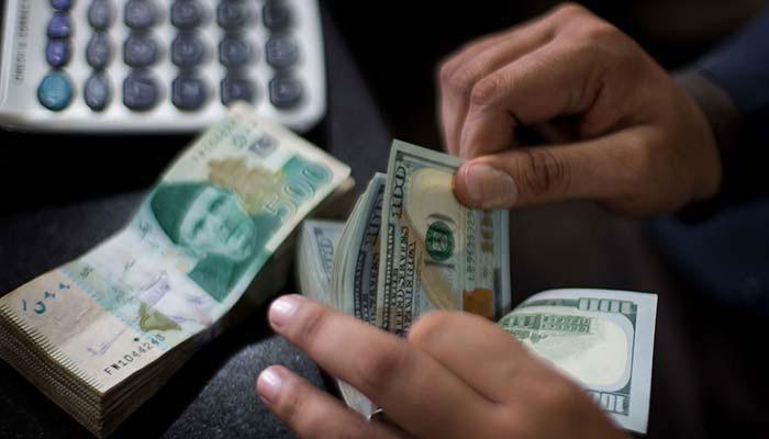 امریکی ڈالرکے مقابلے میں پاکستانی روپے کی قدر میں بہتری
