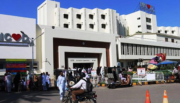 قومی ادارہ برائے امراض قلب میں کمزوردل مریض کا کامیاب پروسیجر