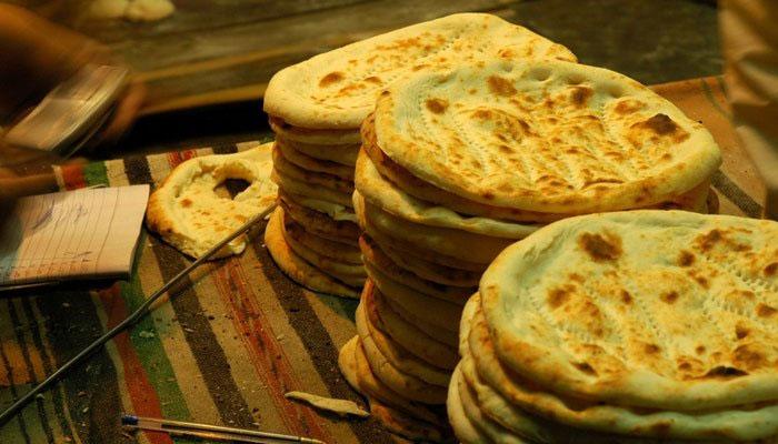نان اور چپاتی کی سرکاری قیمت اور وزن کاتعین کردیا گیا