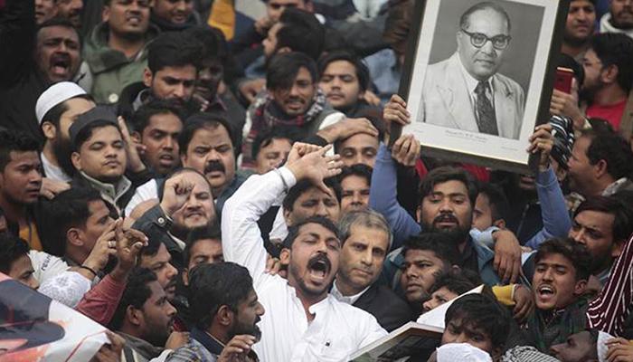 جامع مسجد پاکستان میں نہیں ہے جہاں مظاہرے کی اجازت نہ ہو، بھارتی عدالت