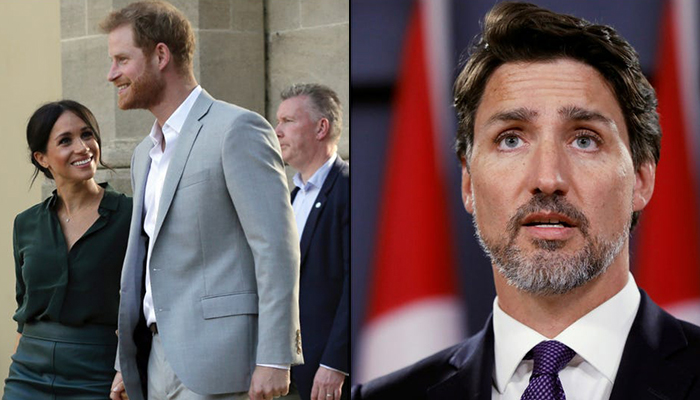 شہزادہ ہیری اور میگھن کے اخراجات  کون برداشت کریگا، کینیڈین وزیراعظم لاعلم