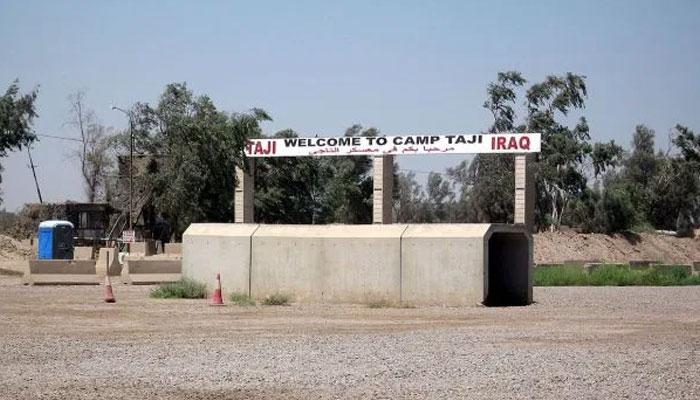 عراق میں ا مریکی فوجی اڈے، شام میں ایرانی فوجی بیس پر جنگی طیاروں سے حملے