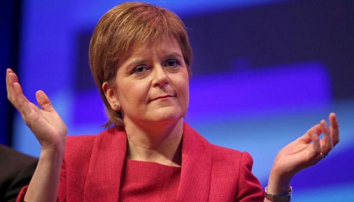 برطانوی حکومت نے نکولاسٹرجن کا آزادی کے دوسرے ریفرنڈم کا مطالبہ مسترد کردیا