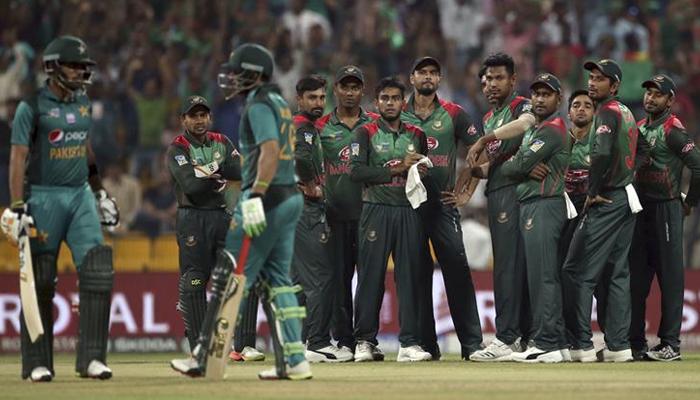 پاک بنگلہ دیش ٹی20 میچز دوپہر ڈھائی بجے شروع ہونگے