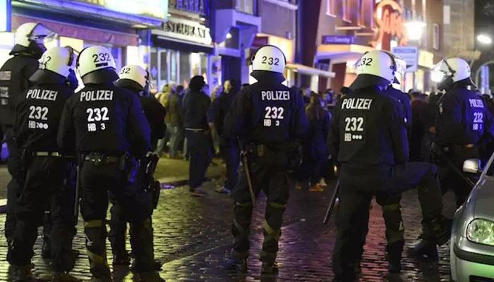 جرمنی میں مشتبہ شدت پسندوں کی تلاش میںچھاپے، متعدد افراد گرفتار