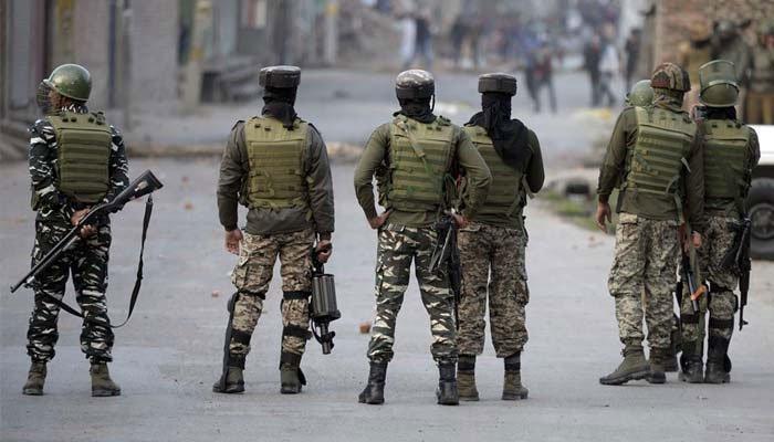 بھارتی فوج کی دہشت گردی، ایک اور کشمیری شہید، سیکڑوں افراد کا احتجاج