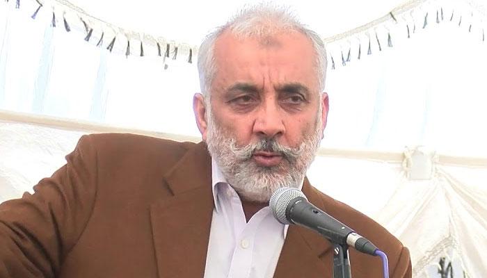 عبد الرحمن کھیتران کو ڈی سیٹ کرنے کا الیکشن ٹریبونل کا فیصلہ معطل