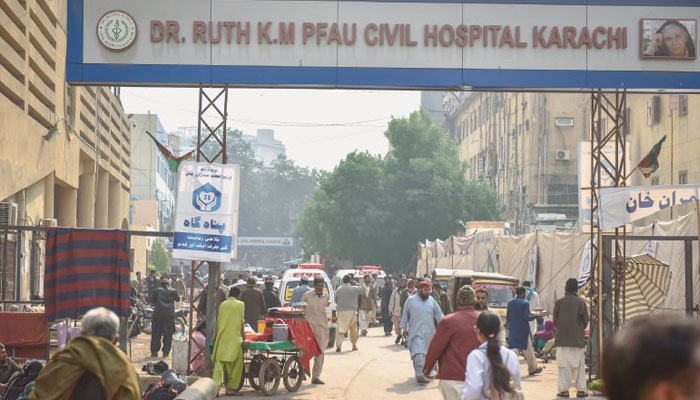 سول اسپتال میں بڑی آنت کے کینسر کا علاج کیا جارہاہے، پروفیسر امجد سراج