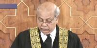 'حکومتی مشینری کام نہیںکرتی، بوجھ عدالتوں پر آتا ہے'